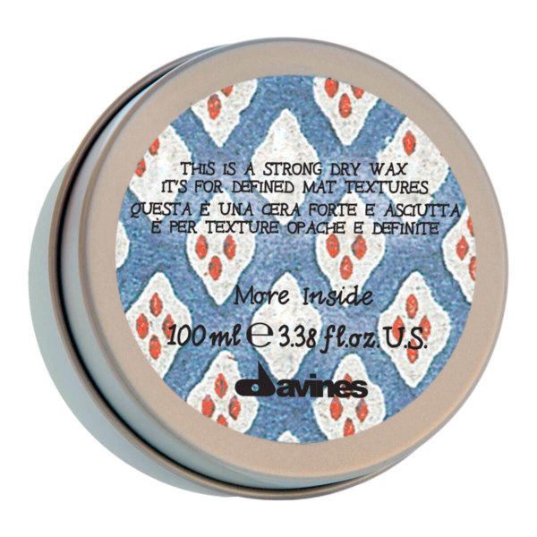 8004608251972 Strong Dry Wax 100ml