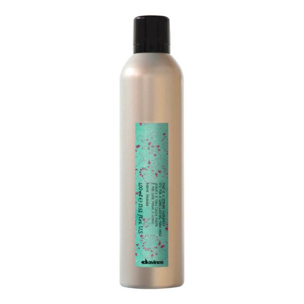 8004608252139 MI Strong Hold Hairspray 400ml