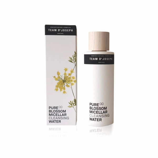 8032894024680 Pure Blossom Micellar Cleansing Water 200ml