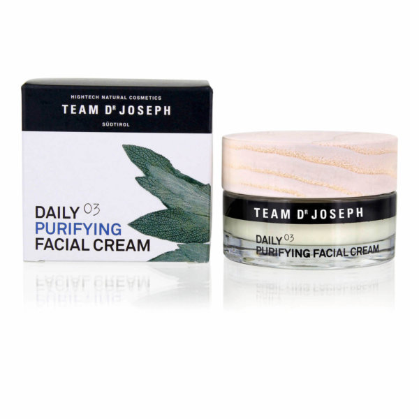 Team Dr. Joseph Daily Purifying Facial Cream 50 ml
