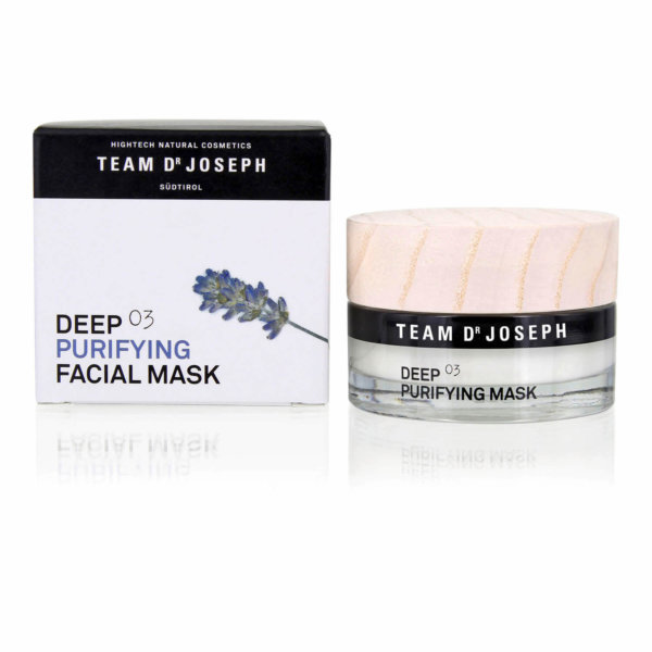 Team Dr. Joseph Deep Purifying Facial Mask 50 ml